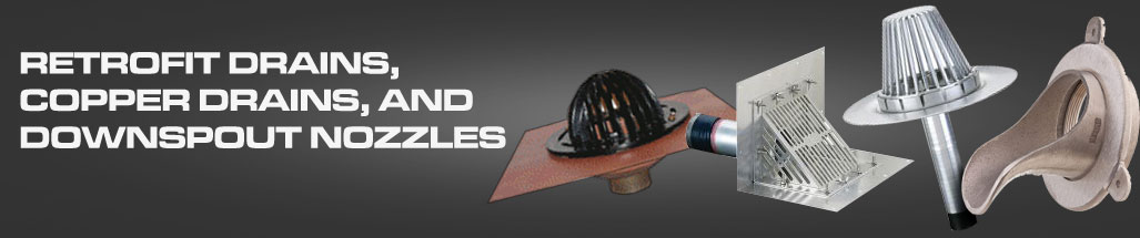 Roof Drain Express   Roof Drains And Accessories